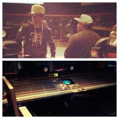 YMCMB Session at the Hit Factory with Lil Twist & Mack Maine