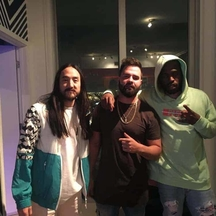 Mr Mix and Master with Steve Aoki - House of Hits