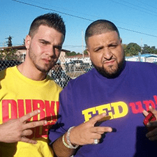 Vinny D Reunión de ingenieros con Dj Khaled de We The Best