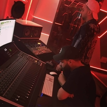 Mr Mix and Master working with J Balvin
