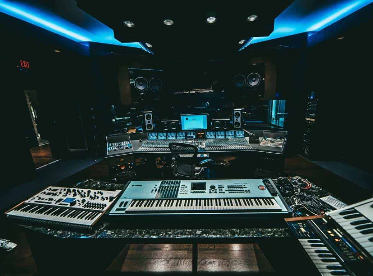 Top 5 Recording Studios in Miami