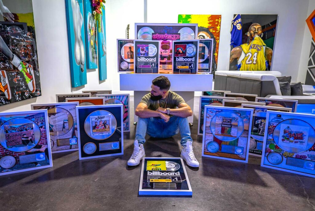 Mr Mix and Master Recent RIAA Platinum and Diamond Certifications