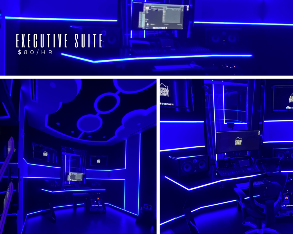 Executive Suite Recording Studio at the House of Hits Miami